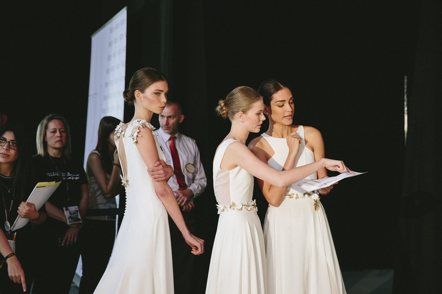 Barcelona Valmont Bridal Fashion Week