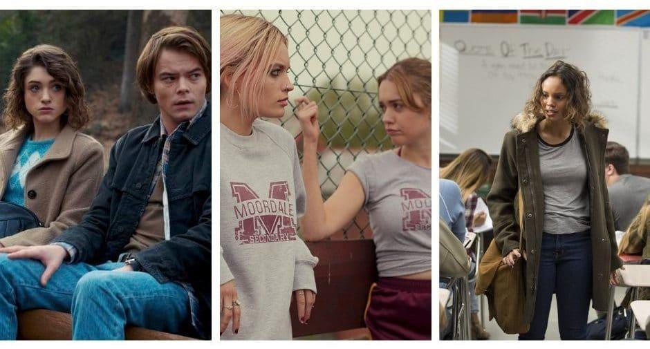 Moda y tendencias en las series de Netflix
