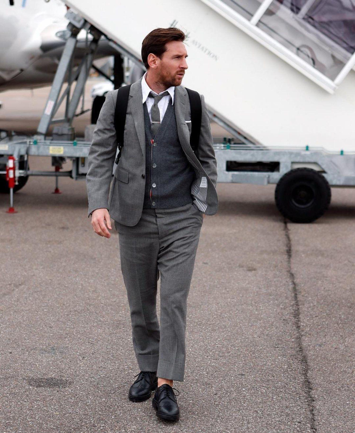 Leo Messi Peaky Blinders