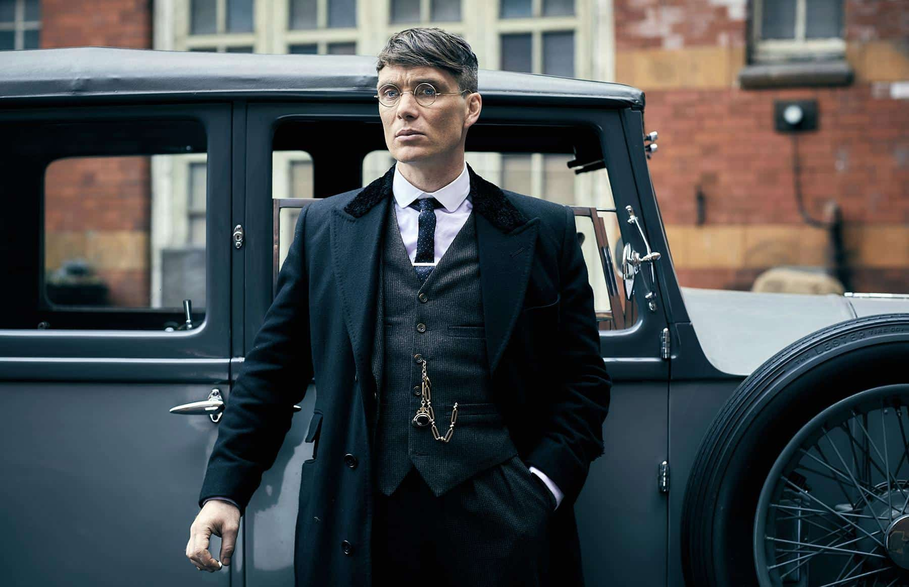 Tendencias Peaky Blinders