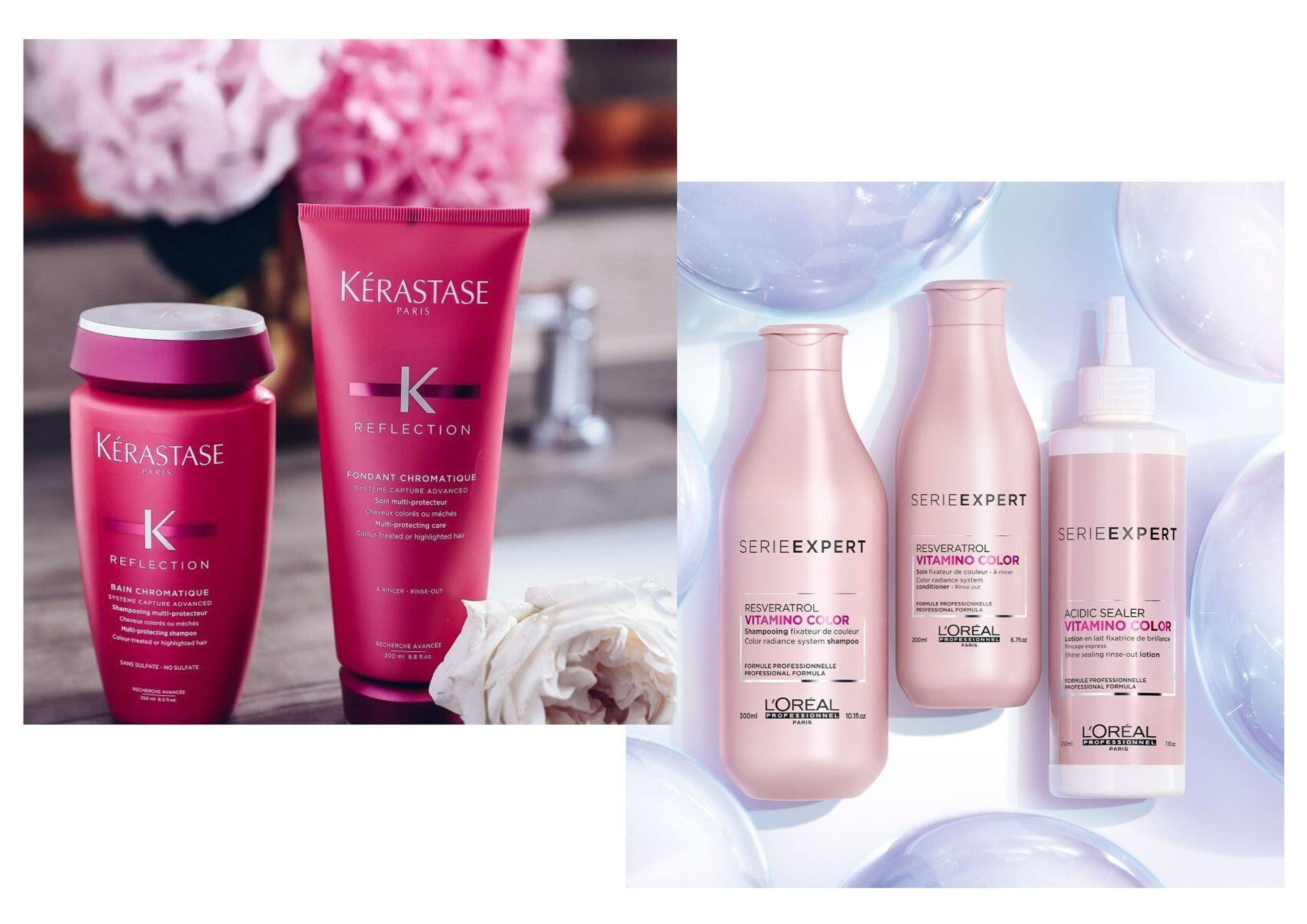 Productos para cabellos rubios