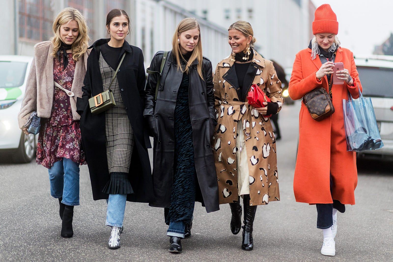 Street Style Copenhage Fashion Week