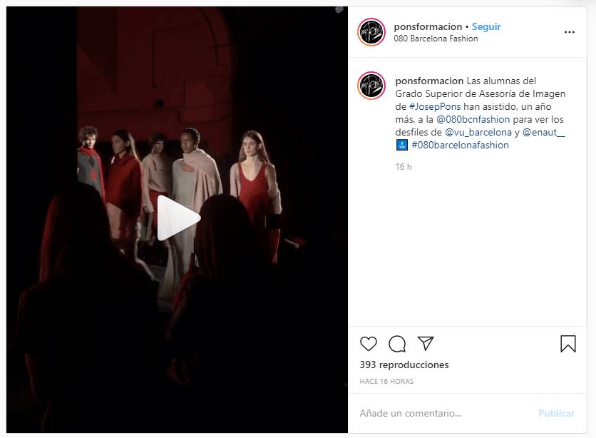 Instagram @ponsformacion