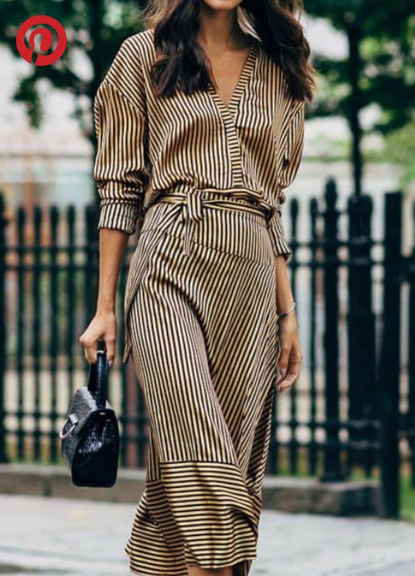 El vestido camisero, la prenda más cool