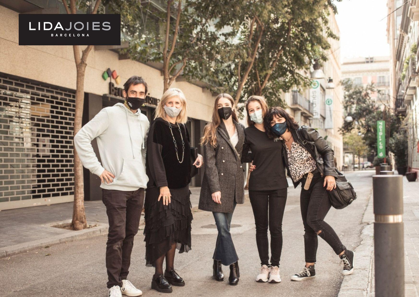 Josep Pons colabora con Lida Joies