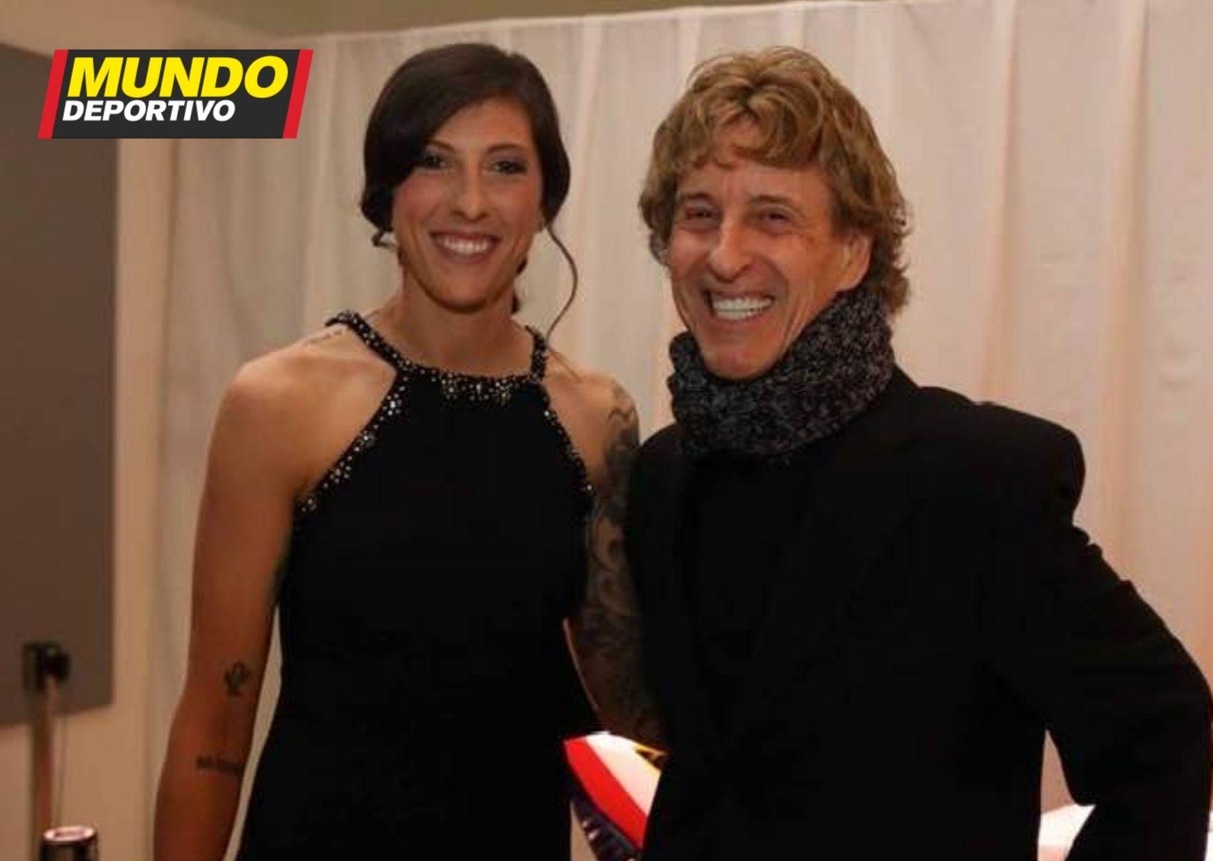 Josep Pons Formación realiza el estilismo de Jennifer Hermoso para la Gran Gala del Mundo Deportivo