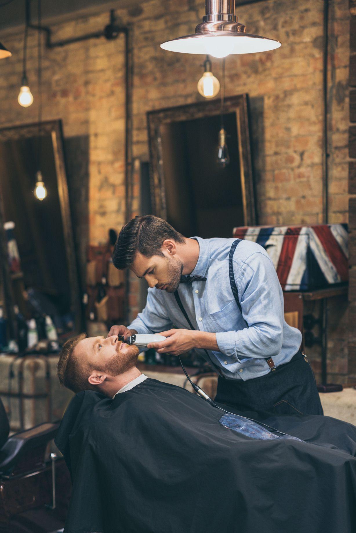 peluquería masculina barcelona